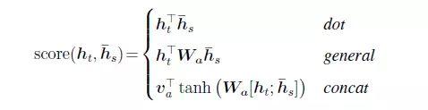常见的对齐计算方法